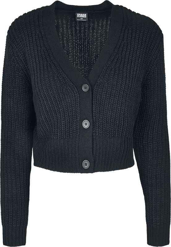 Ladies Short Cardigan