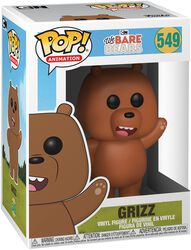 Grizz Vinyl Figure 549