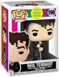 Neil Tennant Rocks Vinyl Figur 190