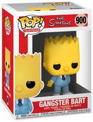Gangster Bart Vinyl Figure 900