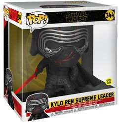 Episode 9 -The Rise of Skywalker - Kylo Ren (GITD) (Life Size) Vinyl Figure 344