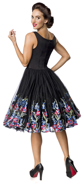 d21bdf26f6 Premium Vintage Floral Dress