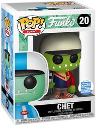 Fantastik Plastik Chet (Funko Shop Europe) Vinyl Figure 20