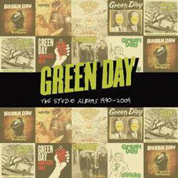 Studio albums 1990-2009