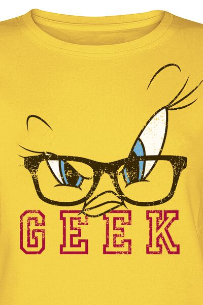 T Geek Shirt Geek Tweety Geek Geek Shirt Tweety T Shirt Tweety T Tweety 5w0qIvxP