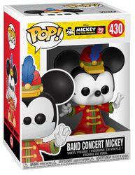 Mickey's 90th Anniversary - Band Concert Micky Vinyl Figure 430
