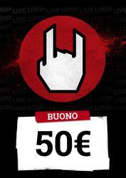 Buono EMP 50,00 EUR