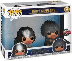 The Crimes of Grindelwald - Baby Nifflers (Special Edition) 2-Pack Vinyl Figures
