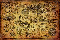 Mappa Hyrule