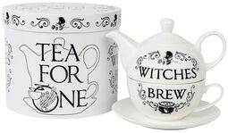 Witches Brew - Tea For 1 Set