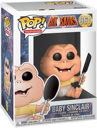 Baby Sinclair Vinyl Figure 961