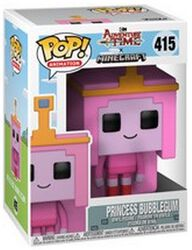 Minecraft Princess Bubblegum Vinyl Figure 415