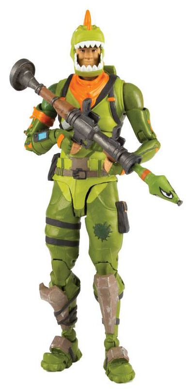 Rex Action Figure