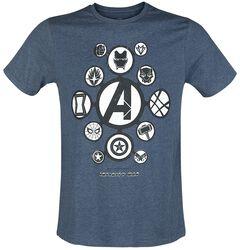 Infinity War - Logos