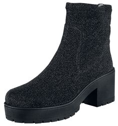 Botin Calcetin Brillo