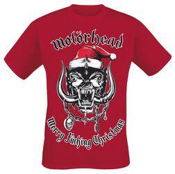 Motörhead Christmas T-Shirt
