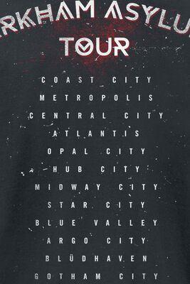 Arkham Asylum Tour