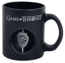 House Stark - Mug With Spinner