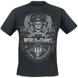 World Of Tanks 10 Year Anniversary