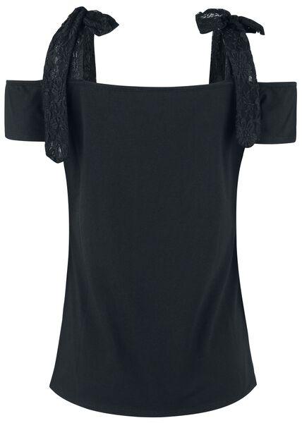 Black amp; Shirt T White amp; Black gdn8apxqg