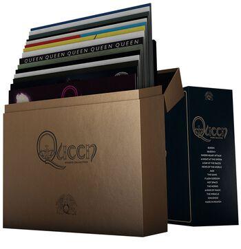 Complete StudioAlbum LP-Collection