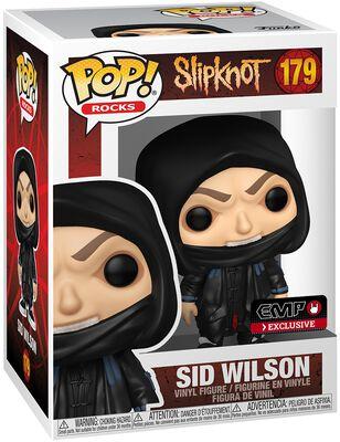 Sid Wilson Rocks Vinyl Figur 179