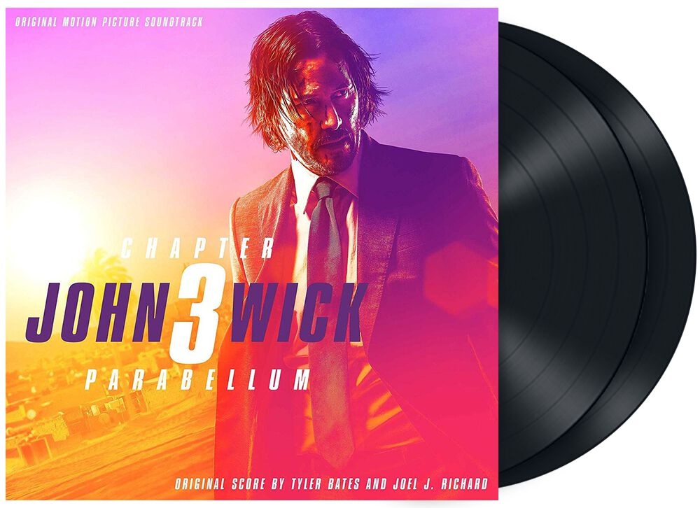 John Wick Chapter 3 - Parabellum - Original Motion Picture Soundtrack