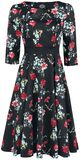 Yasmin Floral Tea Dress