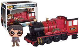 Hogwarts Express Engine & Harry Vinyl Figure 20