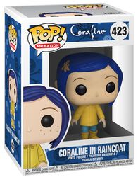 Coraline Coraline in Raincoat (Chase Edition Possible) Vinyl Figure 423