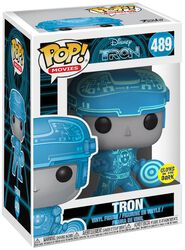 Tron Tron (GITD) (Chase Edition Possible) Vinyl Figure 489