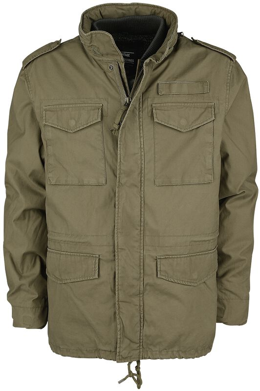 Ground Parka