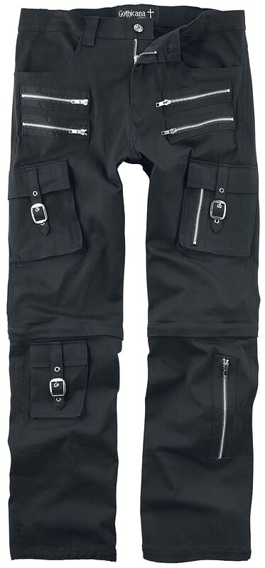 2 in 1: Trousers and Shorts