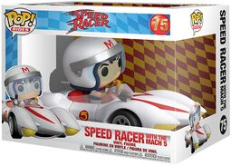 Speed Racer Speed Racer With Mach 5  (POP Rides) Vinyl Figure 75