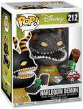 Harlequin Demon (Glitter) Vinyl Figure 212