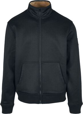 Teddy Bonded Zip Jacket