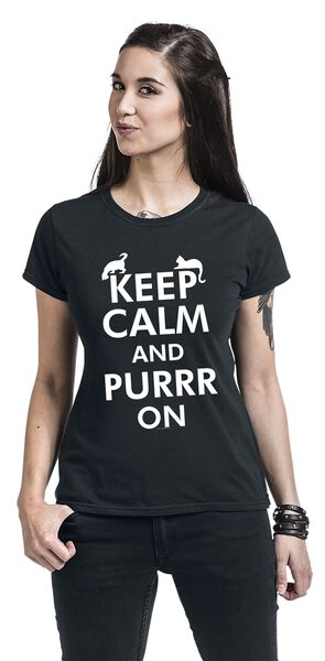 On prodotti On Calm Purrr Keep And Purrr And Tutti Shirt i Keep T Calm aqgO8aH