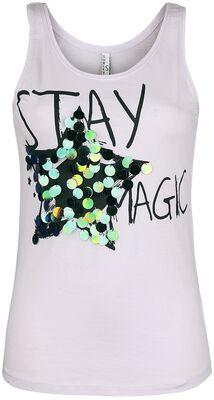 Stay Magic Glitter Top