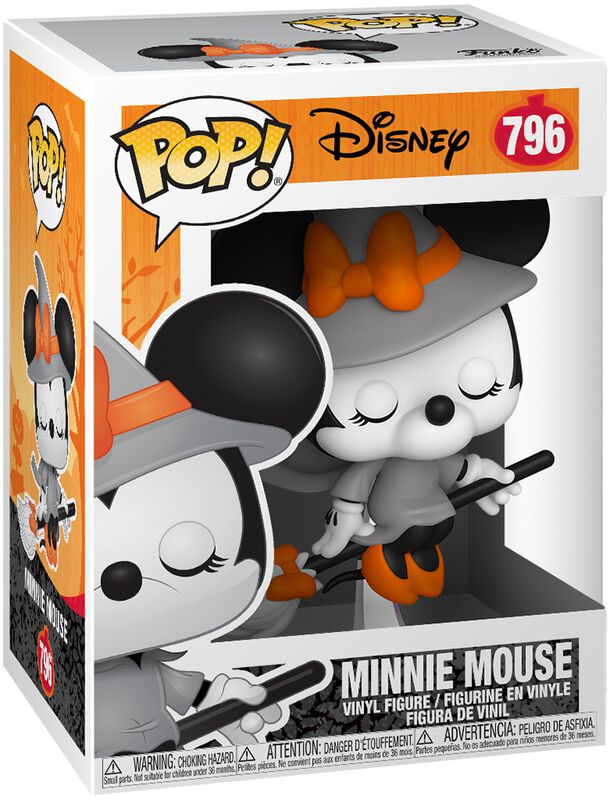 Minnie (Halloween) Vinyl Figure 796