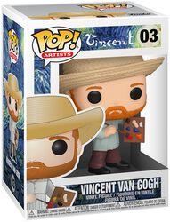 Artists - Vincent van Gogh Vinyl Figure 03