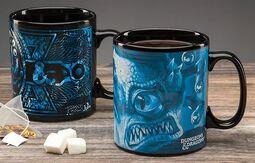 Dungeons and Dragons - Heat-Change Mug