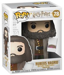 Rubeus Hagrid (Oversize) Vinyl Figure 78