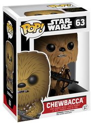 Episode 7 - The Force Awakens - Chewbacca Vinyl Bobble-Head 63