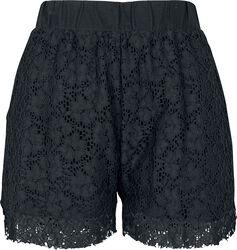 Ladies Lace Shorts