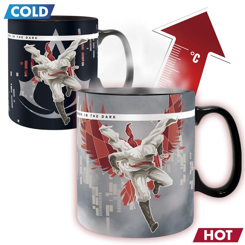 The Assassin - Heat-Change Mug