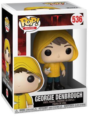 Georgie Denbrough (Chase Edition Possible) Vinyl Figure 536