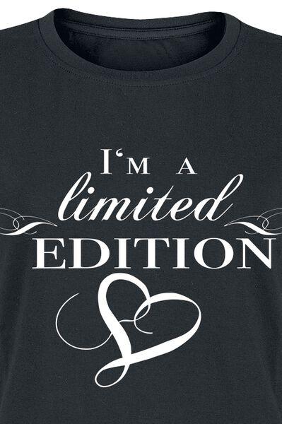 I'm A Limited Edition T-Shirt 2 recensioni Tutti i prodotti: I'm A Limited Edition