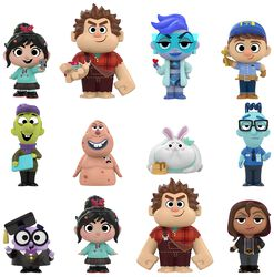 2 Ralph Breaks The Internet - Mystery Mini