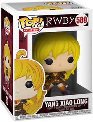 Yang Xiao Long Vinyl Figure 589
