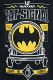 Bat Signal Blue Print